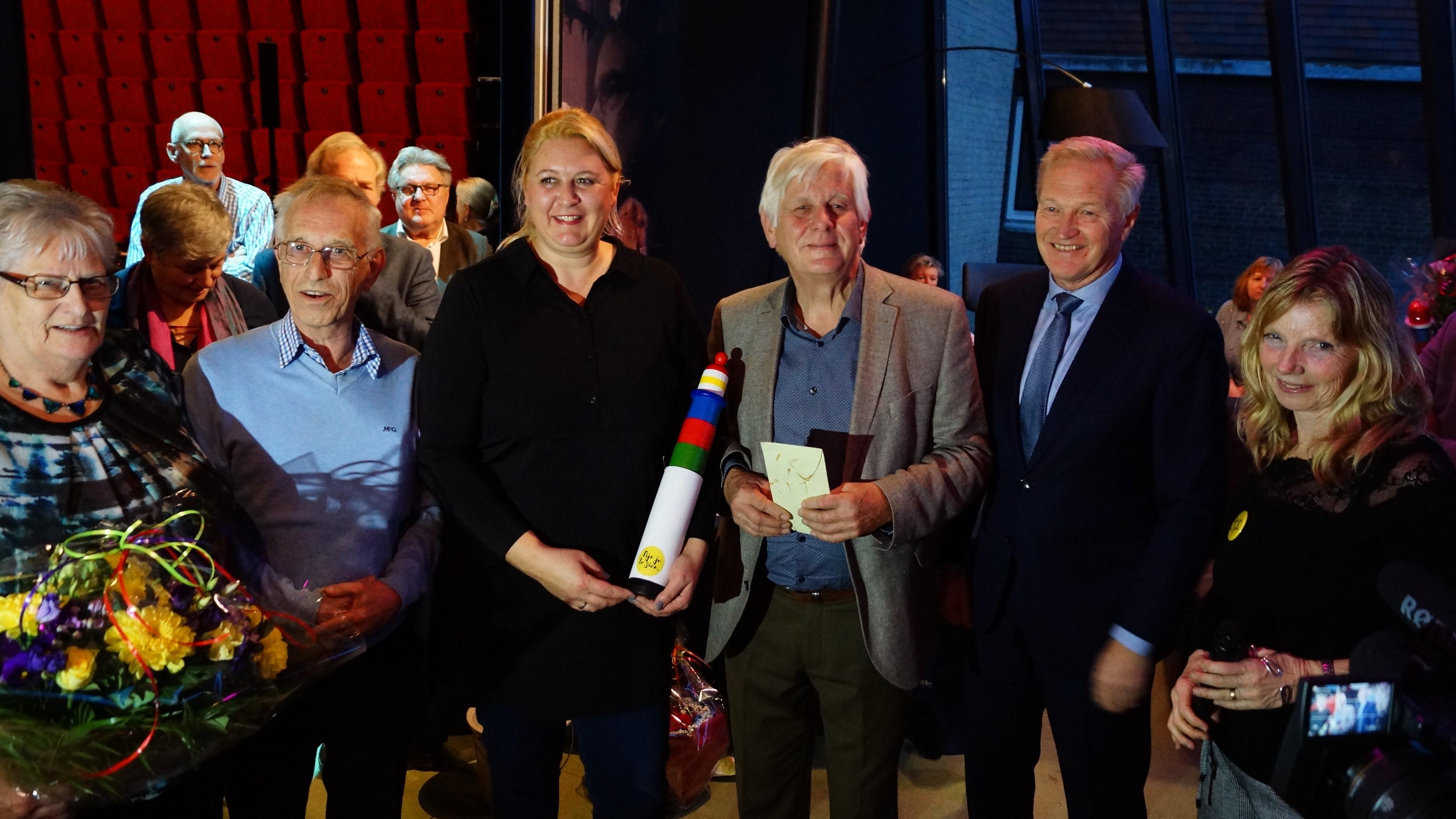 Dorpshuis wint aanmoedigingsprijs