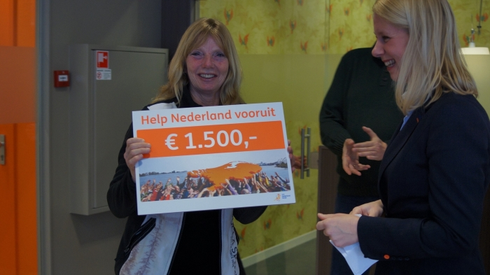 help Nederland vooruit