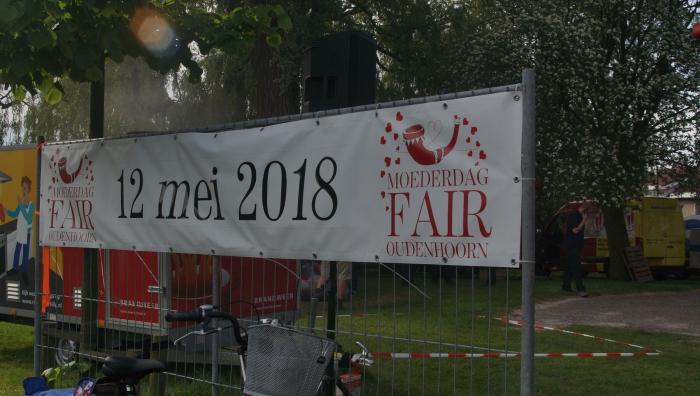 Moederdag Fair in Oudenhoorn