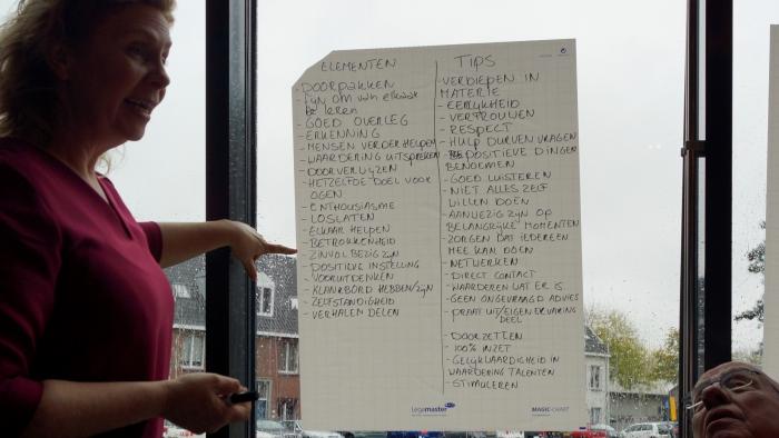 Buurtverbinders bijeenkomst Cultuurhuis Nieuwe Veste