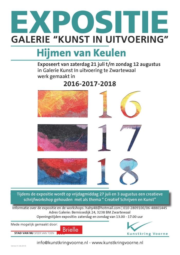 kunst expositie Hijmen van Keulen