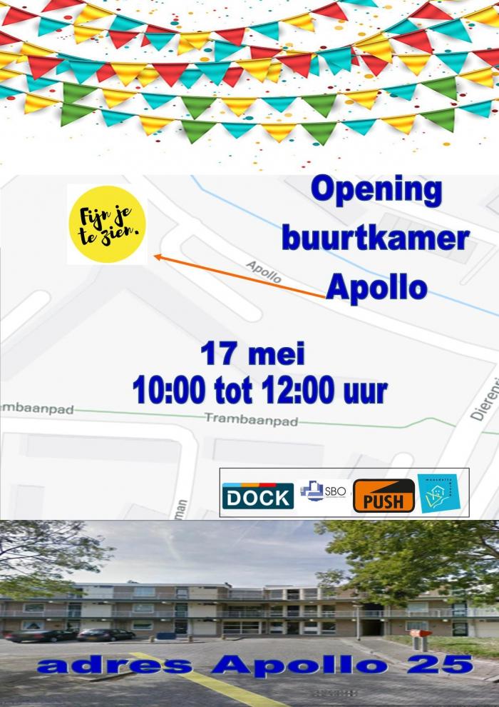 Opening Apollo 25