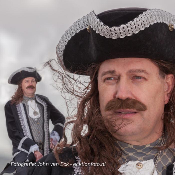 Op pad met zeeheld Michiel de Ruyter