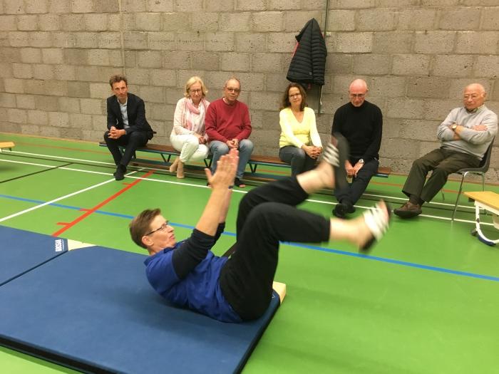 nieuwe kennismakingslessen Balans Training ( inclusief Veilig leren Vallen) weer van start