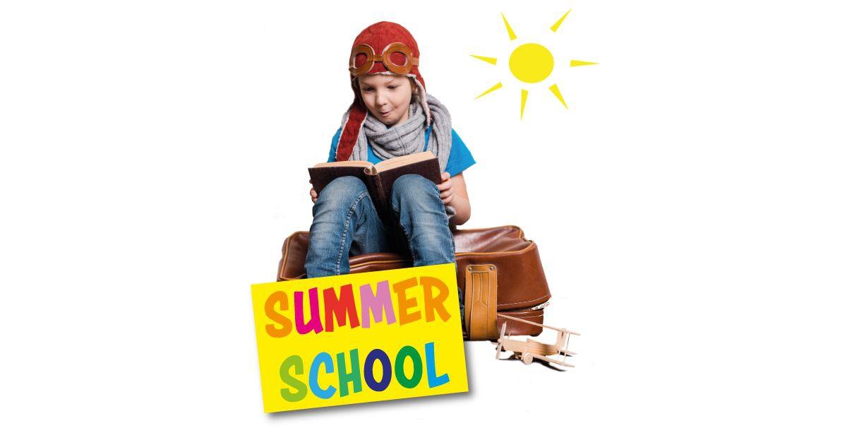 Summerschool in de zomervakantie